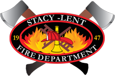 Stacy – Lent Fire Station Logo